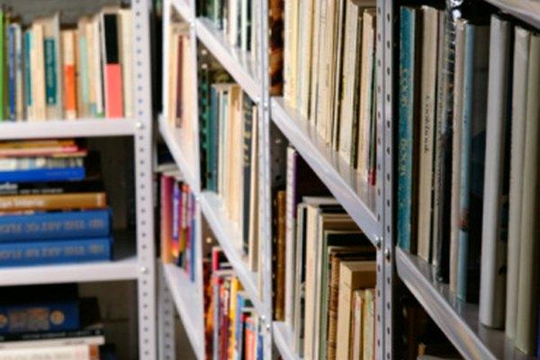 De forma tradicional las bibliotecas han almacenado material escrito.