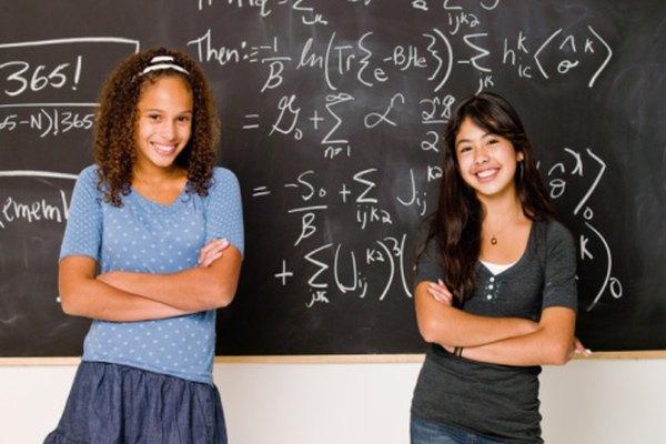 Palabras de advertencia pueden ayudar a los estudiantes a resolver problemas de matemáticas.