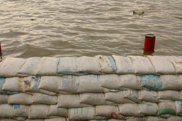 Dónde se produce la inundación.