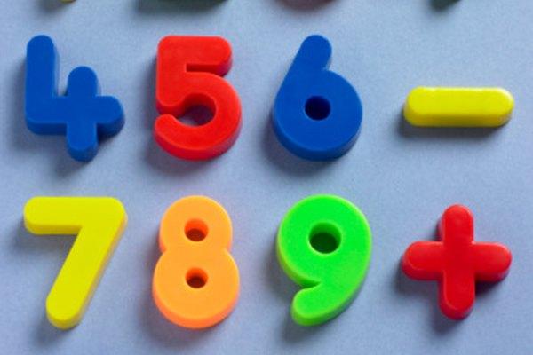 Las propiedades numéricas pueden facilitarte el sumar y restar.