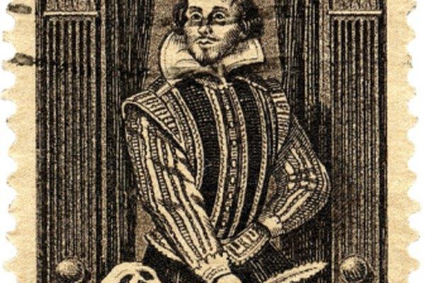 Shakespeare fue uno de los muchos autores que han dado forma a la literatura inglesa.