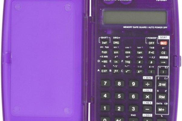 Convertir con una calculadora es fácil.