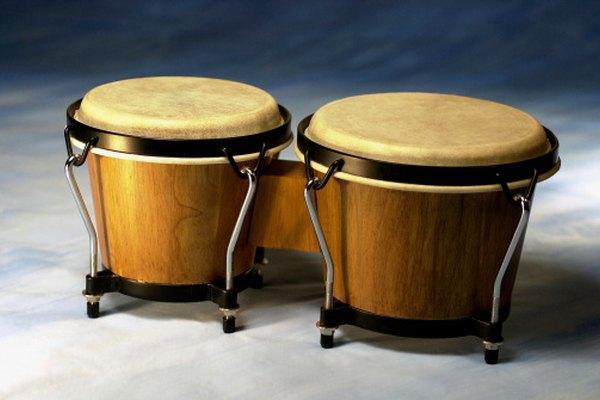 Los bongos son un popular instrumento afrocaribeño que se encuentra por todo el mundo.