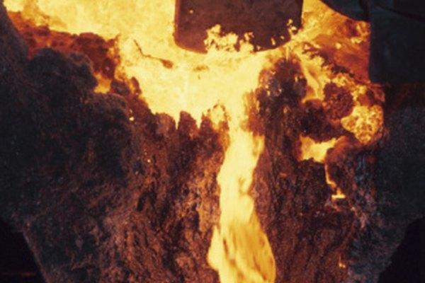 El A36 es una de las variedades más comunes de acero.