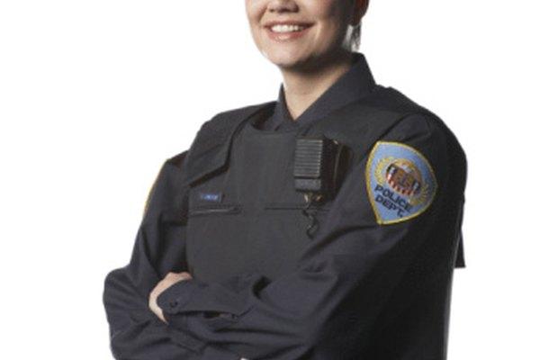 Enseña a los niños sobre el importante papel que los agentes de policía juegan.
