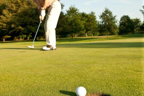 La fuerza ejercida sobre la pelota de golf era no balanceada, ya que la dirección dominante fue similar a la dirección del palo de golf.