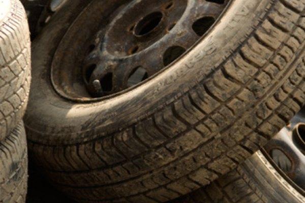 En las Raptors 2011, el tamaño de los neumáticos depende del tamaño del motor.