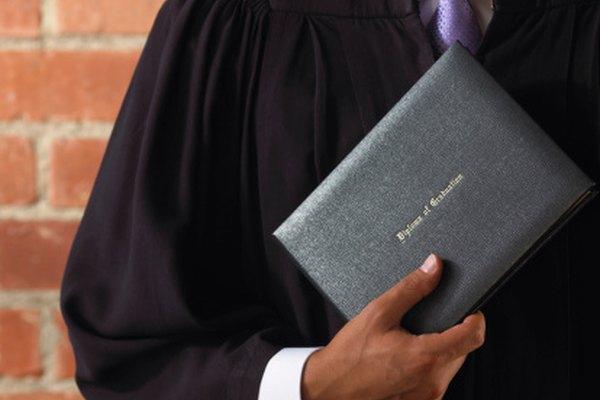 Si puedes demostrar que un diploma es falso, será menos probable que te estafen.
