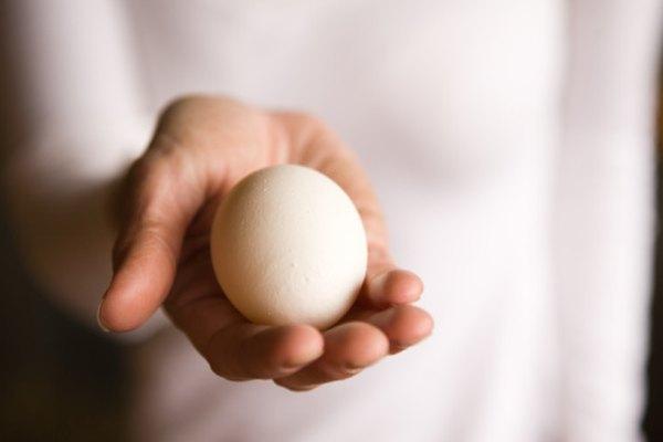 Los paracaídas son sólo una opción para proteger al huevo de una caída.