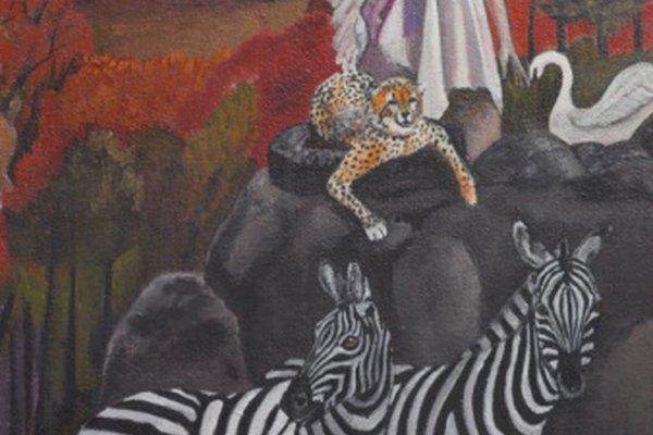 La historia de Noé dice que él tomó un par de todo tipo de animales en el arca.