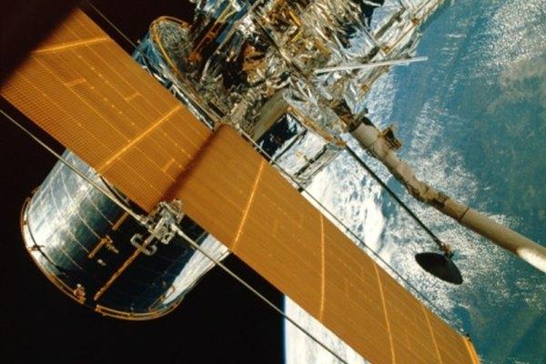 El telescopio Hubble, que se lanzó en 1990, lleva el nombre del famoso astrónomo Edwin Hubble.
