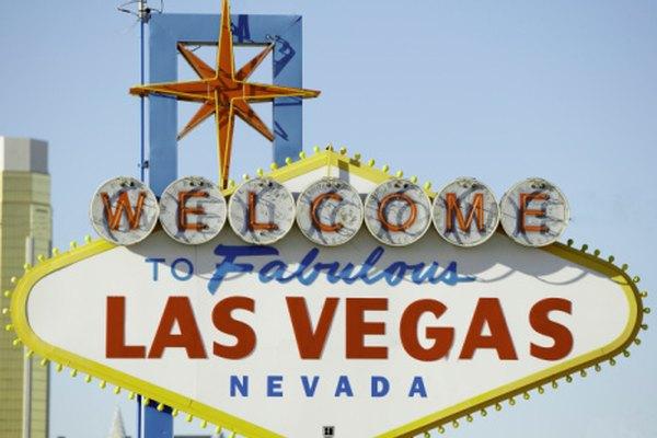 Las Vegas es conocida por ser fabulosa y casi libre de humedad.