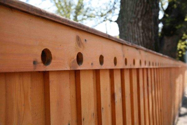 Usa la herramienta correcta para hacer agujeros en cualquier tipo de madera.
