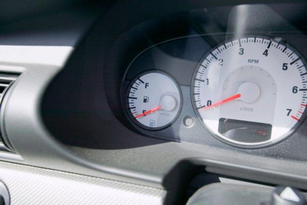 Las luces de los indicadores a menudo se hacen de luces de neón.