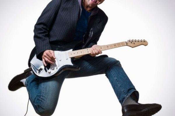 Puedes rockear sin un amplificador.