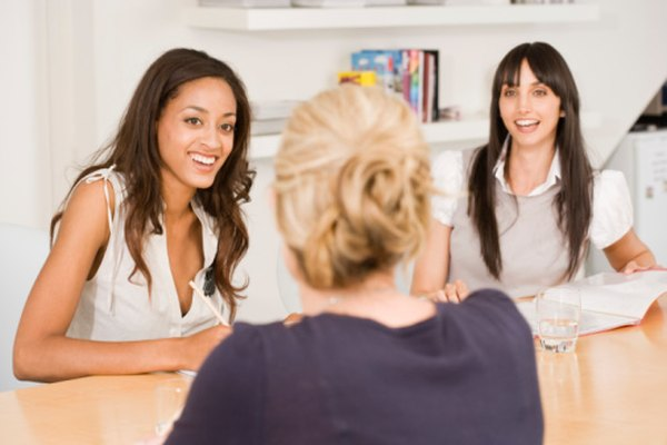 Durante la entrevista de evaluación conocerás al gerente de contratación.
