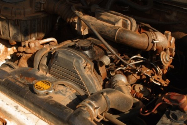 Specifications for a 4 Cylinder Hercules Diesel Engine | It