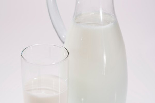La cantidad de agua que agregues a la leche en polvo depende del tipo de leche.