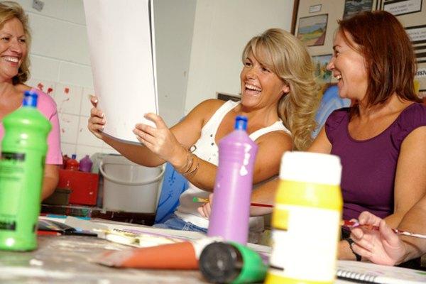 Las técnicas para el aprendizaje visual suele ser usado con niños pero también es muy útil con adultos.
