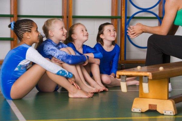 Comunicarte con tus gimnastas a su nivel genera confianza.