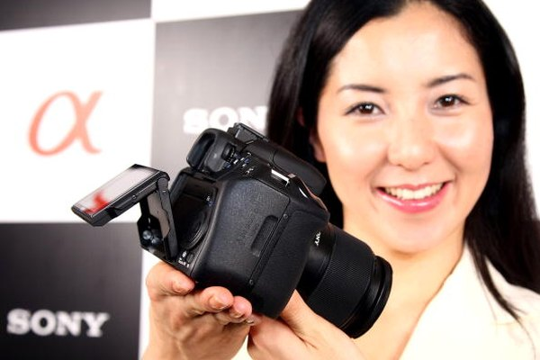 The Sony A 55 is deemed one of the best inventions of 2010.