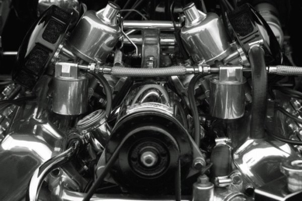 Las leyes del movimiento circular pueden ser usadas para describir motores.