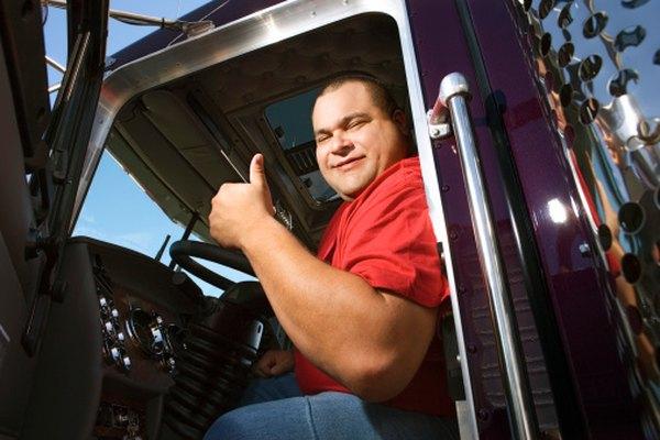 De acuerdo al BLS, la conducción de camiones es una de las mayores ocupaciones en el país.