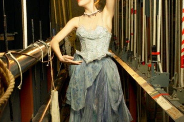 La danza y el teatro son dos artes escénicas que están muy relacionadas.