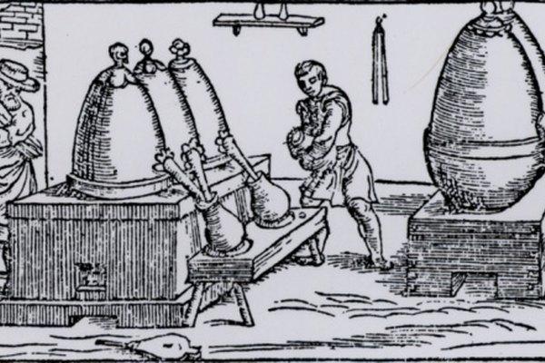 La destilación ha existido durante miles de años.