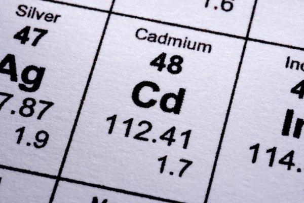 El cadmio se utilizó ampliamente para la siembra hasta que se descubrieron problemas con los residuos tóxicos.