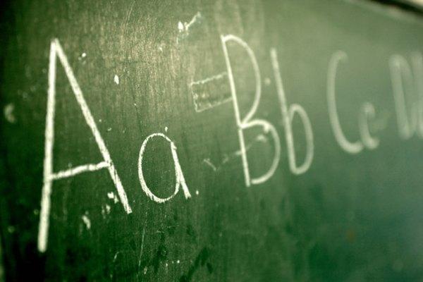 La decodificación comienza con el conocimiento de las letras y los sonidos.