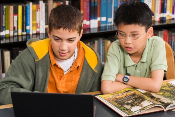 La investigación sobre proyectos de animales ayuda a los estudiantes a aprender sobre el mundo que los rodea.