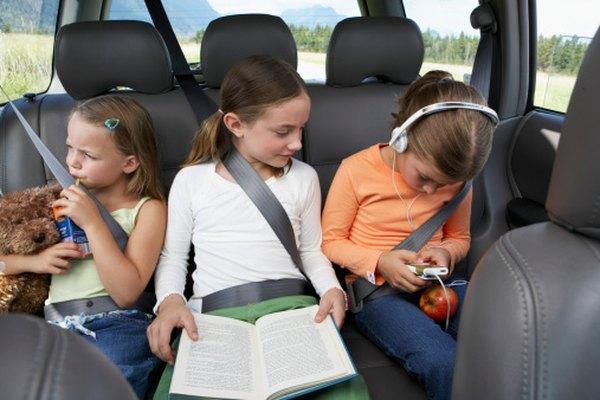 Añadir una tercera fila de asientos crea más espacio para las familias numerosas.