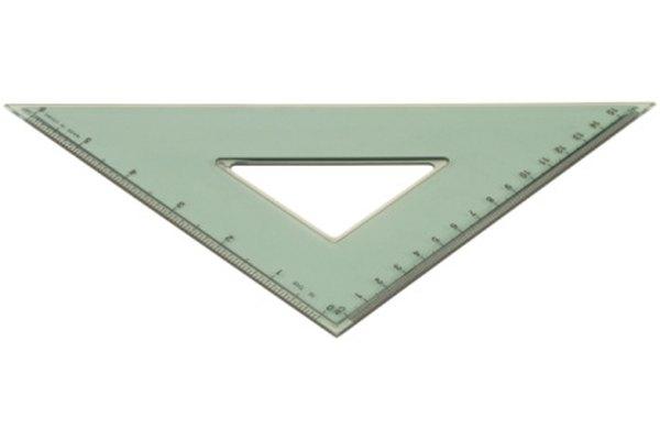 Los triángulos rectángulos tienen características especiales.