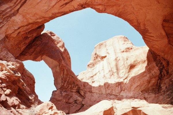 El Gran Cañón puede ser el principal ejemplo de erosión de la tierra.