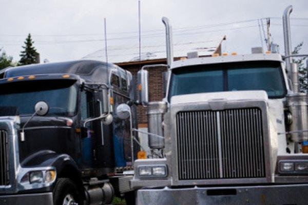 Los conductores de camiones aprecian los regalos relacionados con los vehículos.