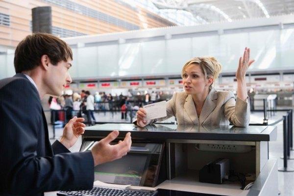 Debido a razones de seguridad, las aerolíneas a menudo no pueden cambiar el nombre del boleto emitido.