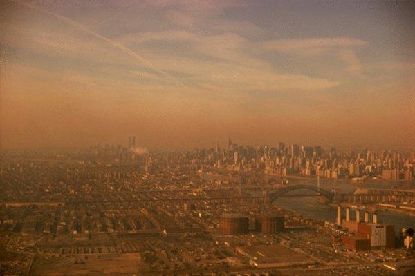 El barrio neoyorquino del Bronx se encuentra justo al norte de Manhattan.