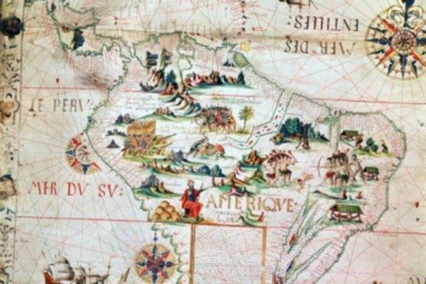 América Latina estuvo bajo el dominio español.