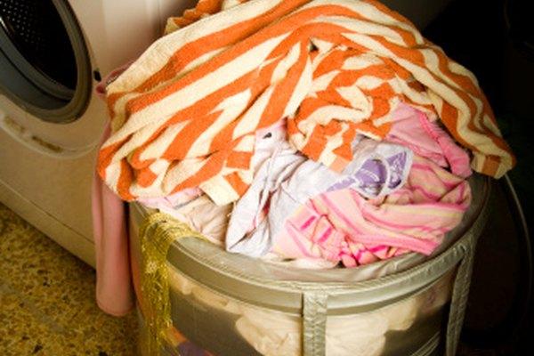 Las lavadoras ayudan a ahorrar el uso del agua.