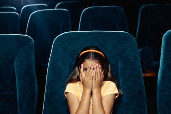 Hay veces que las imágenes y sonidos de una película de terror no se olvidan con facilidad.