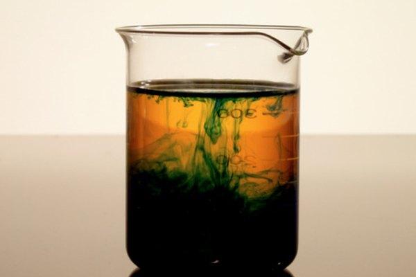 Predice la temperatura final cuando mezclas dos líquidos a diferentes temperaturas.