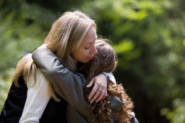 La empatía hace a las personas altamente sensibles buenos cuidadores y consejeros.