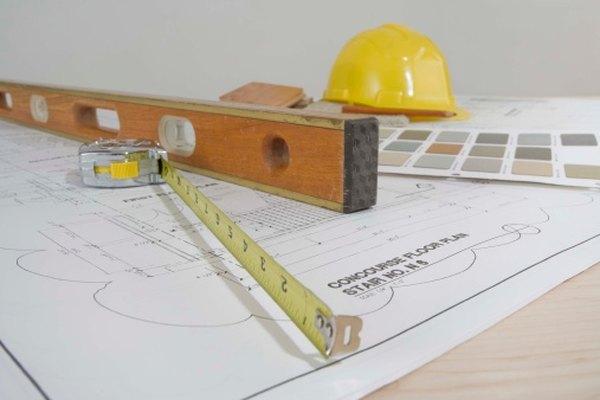 Un arquitecto puede planificar el sonido de un espacio usando las propiedades acústicas de los materiales.