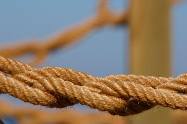 Mantener a los estudiantes agarrados a una cuerda puede mantener la fila derecha.