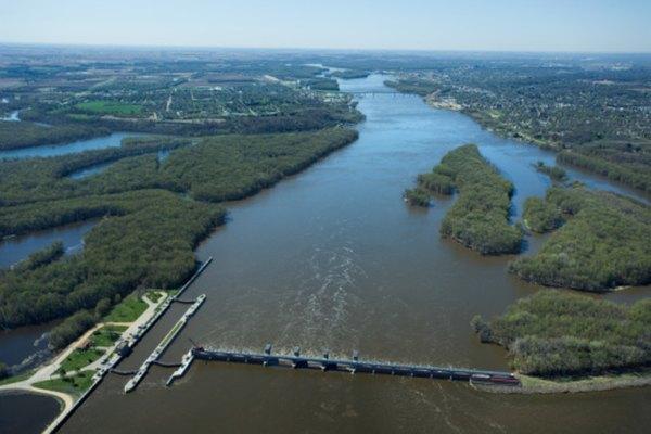 El Delta del Mississippi tiene numerosos problemas ambientales.