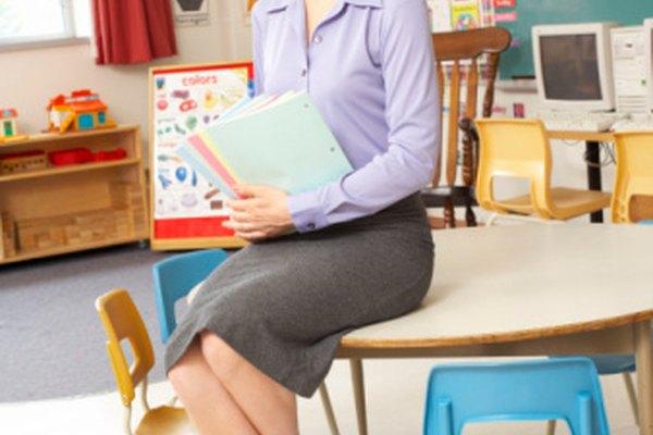 Los maestros deberían ser claros con las expectativas.
