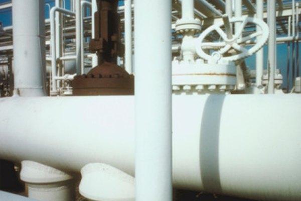 La velocidad del aire en una tubería es una característica de diseño importante.