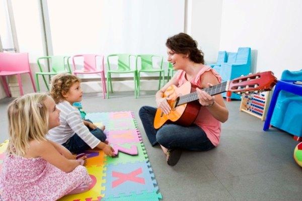 Una rima o canción antes de alinearlos puede recordarle a los alumnos las reglas.