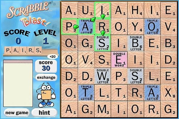 How to Play Scrabble Blast It Still Works